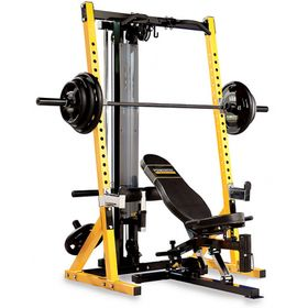 Powertec WB-HR11 Скамья стойка опция Half Rack Powertec WB-HR11