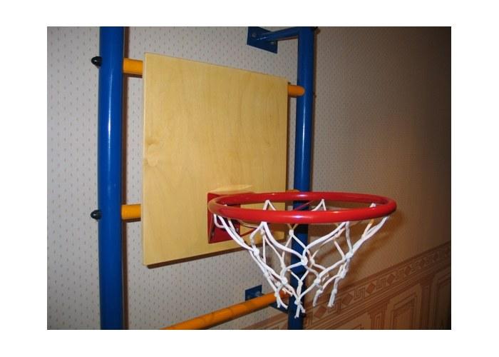 Как сделать баскетбольное кольцо для дома в домашних условиях