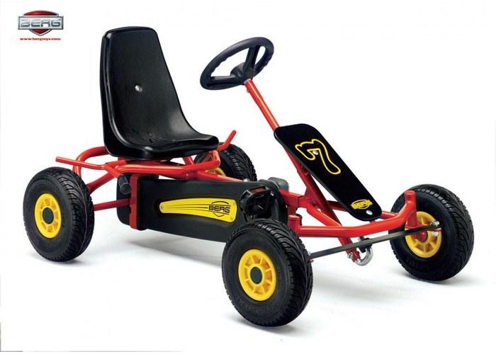 Детские веломобили и педальные машины своими руками